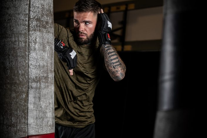 MMA fighter Cody Garbrandt