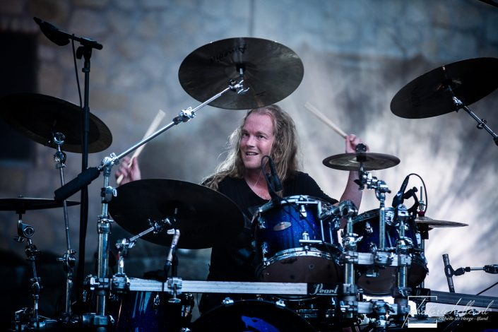 Drummer Epica