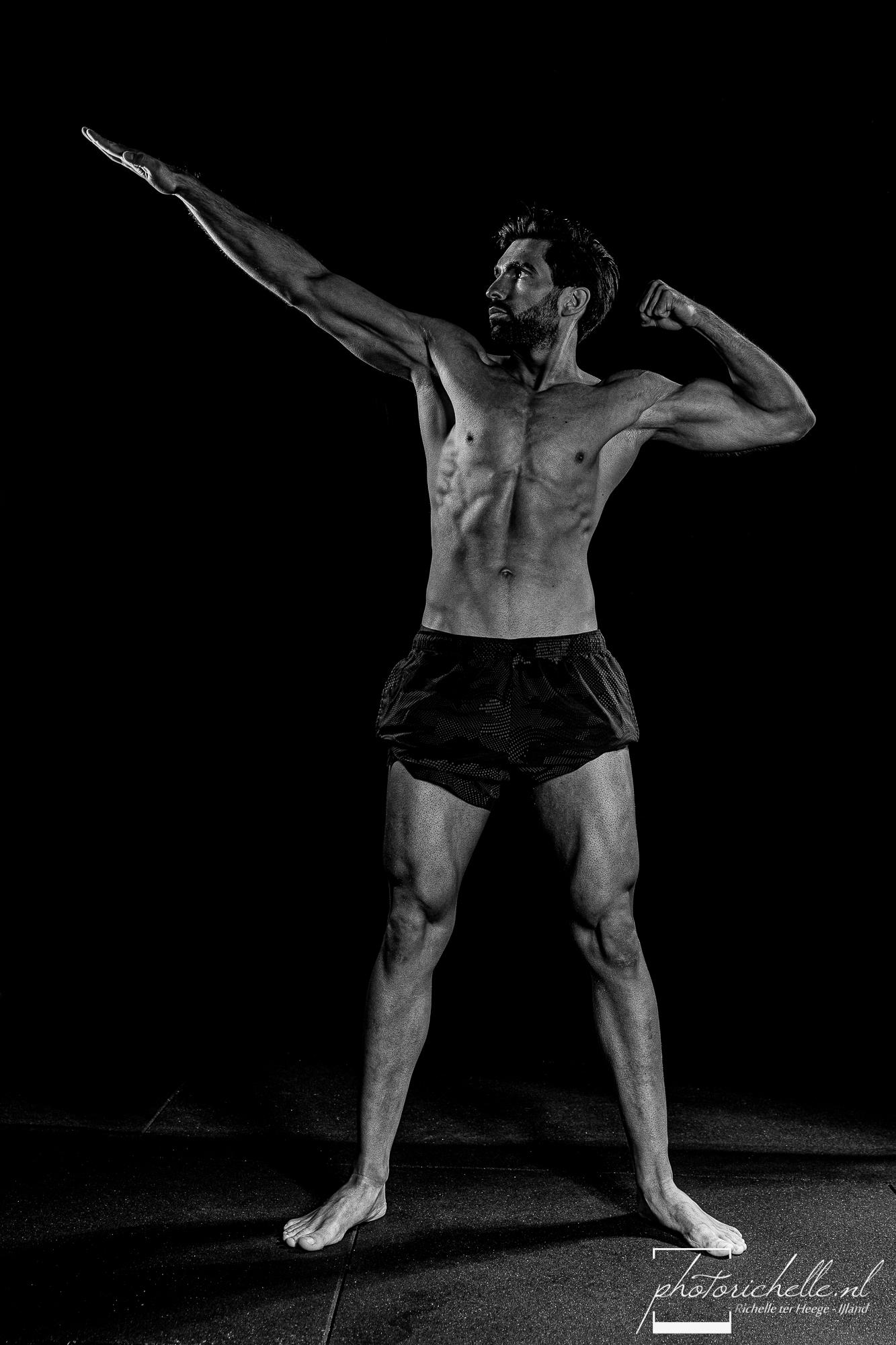 Fitness Pose