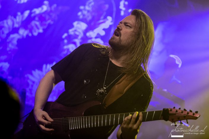 Timo Somers met Delain